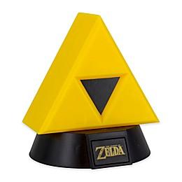 The Legend of Zelda Triforce 3D Light in Yellow
