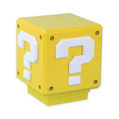 Super Mario Novelty Light in Yellow