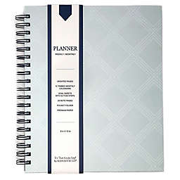 Kahootie Co® Diamond Weekly/Monthly Planner in Teal