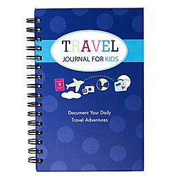Kahootie Co® Travel Journal For Kids in Blue