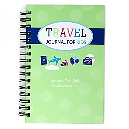 Kahootie Co® Travel Journal For Kids in Green