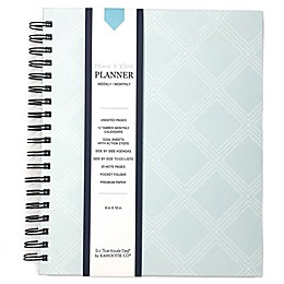 Home/Work Planner in Teal