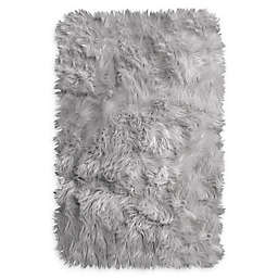 Elle Home Arctic Faux Fur Shag Rug