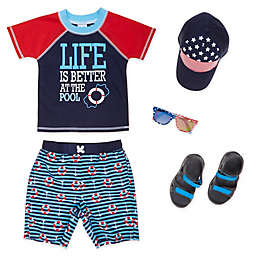Life Is Better At The Pool Style Collection