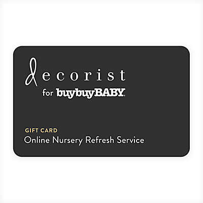 Decorist for buybuyBABY Online Nursery Refresh Service