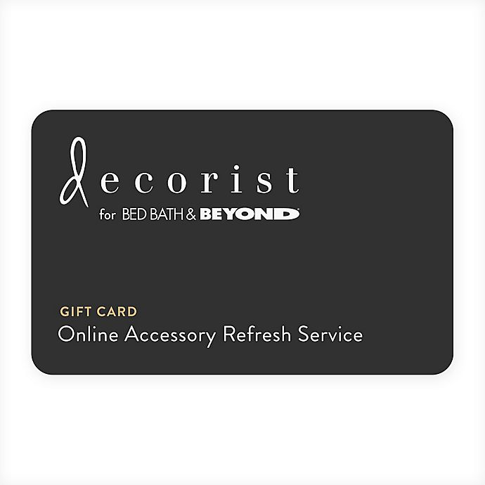 Alternate image 1 for Decorist for Bed Bath and Beyond Online Accessory Refresh Service