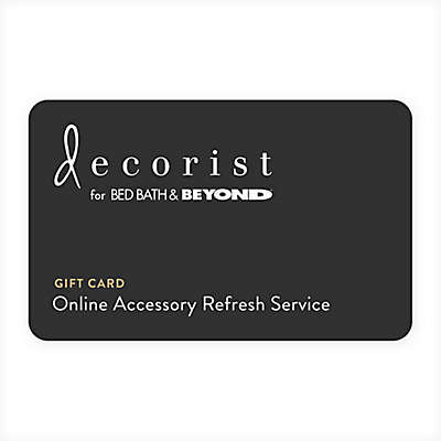 Decorist for Bed Bath and Beyond Online Accessory Refresh Service