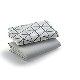 Graco® Travel Lite® Bassinet Sheet in Grey