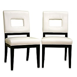 Leather Dining Chair (Set of 2)