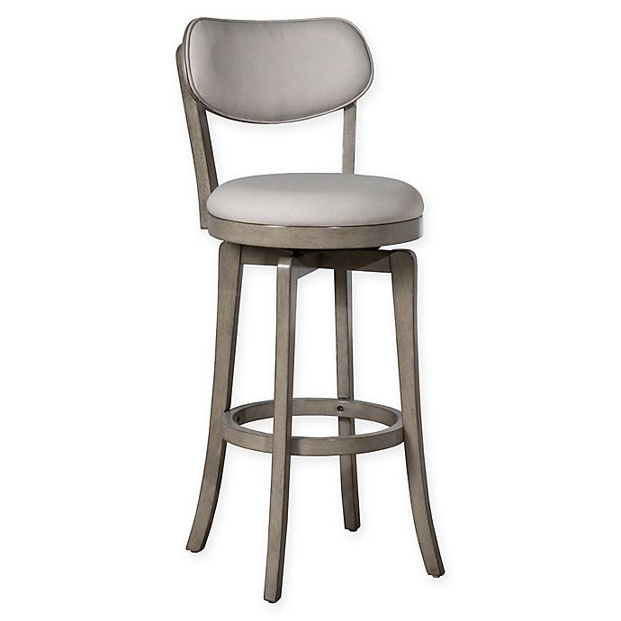 check out 20be5 9b752 Hillsdale Furniture Sloan Swivel Bar and Counter Stool in ...