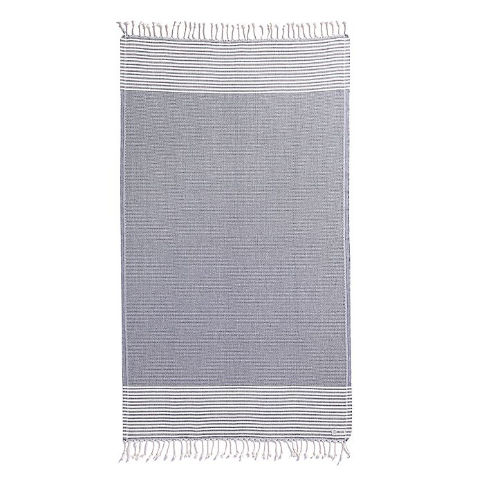 Alternate image 1 for Sand Cloud Stripy Beach Towel