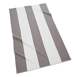 Kassatex Block Stripe Beach Towel
