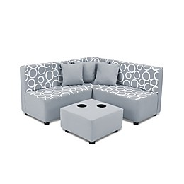 Kangaroo Trading Company 7-Piece Seating Set