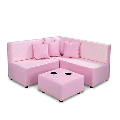 Kangaroo Trading Company 7-Piece Seating Set