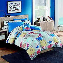 Dino Land 8-Piece Comforter Set