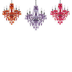 angelo:HOME 5-Light Fulton Family Chandelier