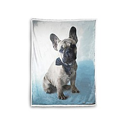 Rachael Hale Hank Reversible Throw Blanket in Grey