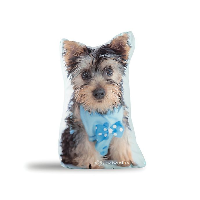 Alternate image 1 for Rachael Hale® Animals Milly Shaped Throw Pillow
