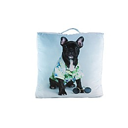 Rachael Hale® Animals Billie Floor Cushion Pillow