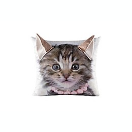 Rachael Hale® Animals Charlie Square Throw Pillow