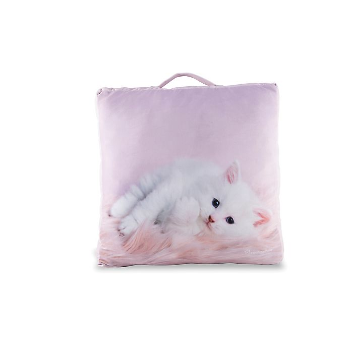 Alternate image 1 for Rachael Hale® Animals Duchess Square Floor Cushion Pillow