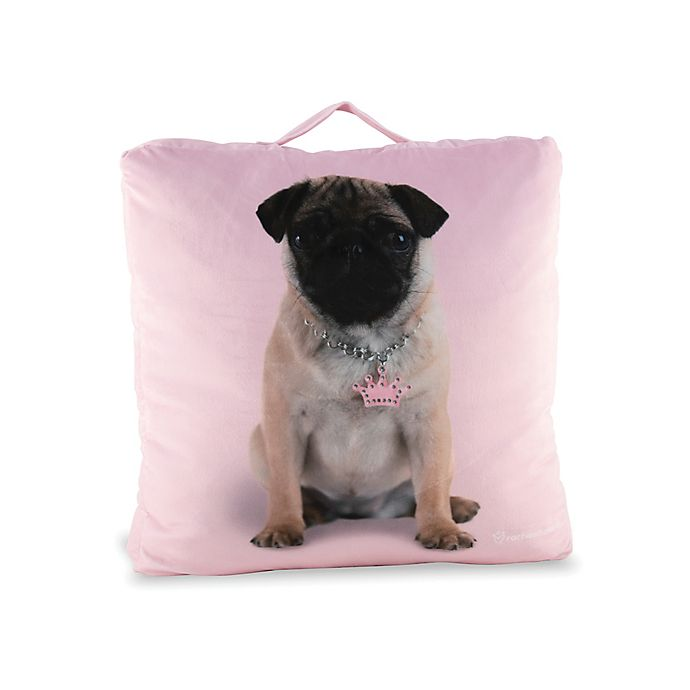 Alternate image 1 for Rachael Hale® Animals Frida Square Floor Cushion Pillow