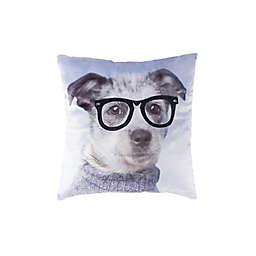 Rachael Hale® Animals Jake Square Throw Pillow