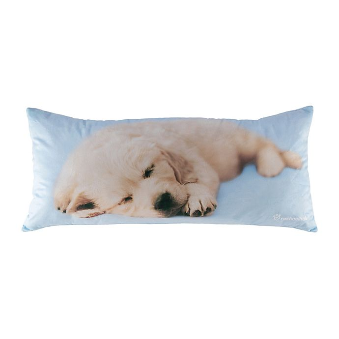 Alternate image 1 for Rachael Hale® Animals Samuel Oblong Throw Pillow