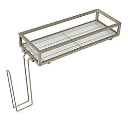 Honey-Can-Do® Toilet Storage Tray