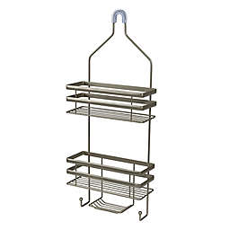Honey-Can-Do® Flat Wire Shower Caddy in Silver