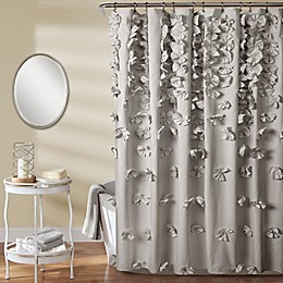 Lush Décor Riley Shower Curtain