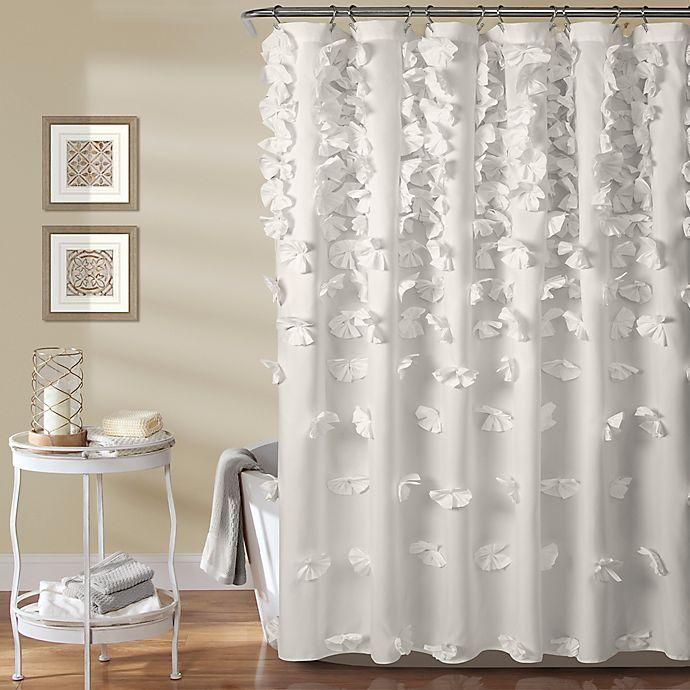 Alternate image 1 for Lush Décor Riley Shower Curtain