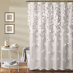 Lush Décor Riley Shower Curtain
