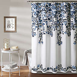 Lush Décor Tanisha 72-Inch x 72-Inch Shower Curtain