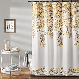 Lush Décor Tanisha 72-Inch x 72-Inch Shower Curtain