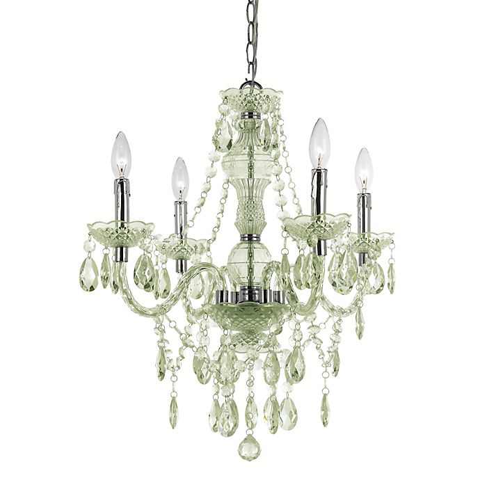 Alternate image 1 for AF Lighting Naples Chrome Mini-Chandelier