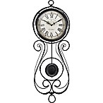 FirsTime® Chateau Betton Pendulum Wall Clock