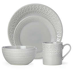 kate spade new york Willow Drive Grey™ Dinnerware Collection