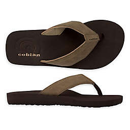 Cobian Floater Men's Sandal in Mocha