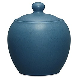 Noritake® Colorwave Covered Sugar Bowl in Blue