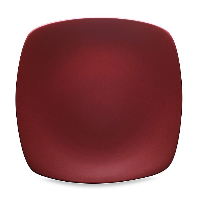 Alternate image 1 for Noritake® Colorwave Large Quad Plate in Raspberry