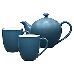 Noritake® Colorwave 3-Piece Tea-for-2 Set