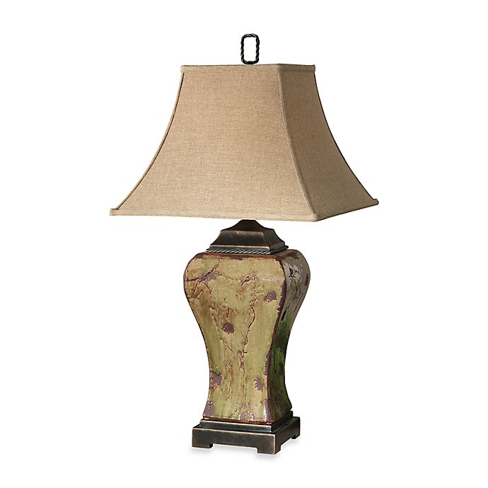 Alternate image 1 for Uttermost Porano Table Lamp