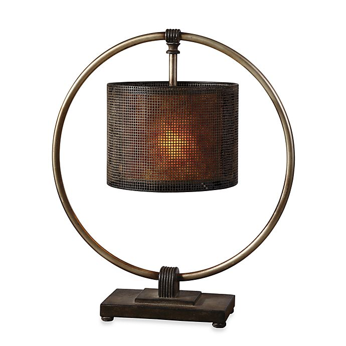 Uttermost Dalou Hanging Shade Table Lamp Bed Bath Amp Beyond