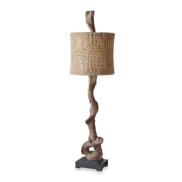 Alternate image 1 for Uttermost Resin Driftwood Buffet Lamp