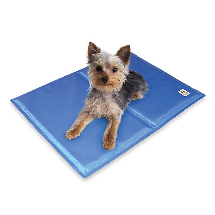 Alternate image 1 for Chillz™ Comfort Cooling Gel Pet Pad