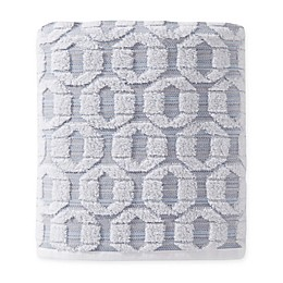 Metropolitan Bath Towel in White