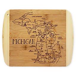 Totally Bamboo® Michigan Slice of Life Cutting Board