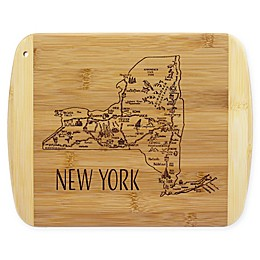 Totally Bamboo® New York Slice of Life Cutting Board
