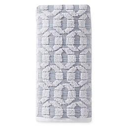 Metropolitan Hand Towel in White